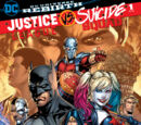 Justice League vs. Suicide Squad Vol 1