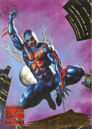 Miguel O'Hara (Earth-928) from Marvel Masterpieces Trading Cards 1995 Set 0001.jpg