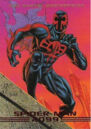 Miguel O'Hara (Earth-928) from Marvel Masterpieces Trading Cards 1993 Set 0001.jpg