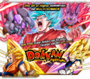 Rare Summon: Super Saiyan God SS Goku Dokkan Festival
