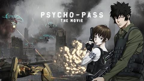 Psycho-Pass – The Movie - HD-Trailer (Deutsch)
