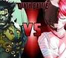Wolverine vs. Lucy Diclonius