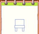 Falling Chair