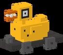 Zombie Toy Duck