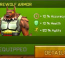 Werewolf Armor
