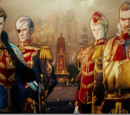 Four Commanders