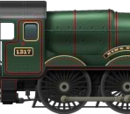 50 Power Steam Locomotives