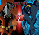 'Werewolf' Themed Death Battle