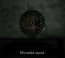 Moneda sucia
