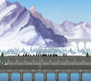 Winter Mountains Theme