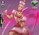 Pink Nurse in Mohawk