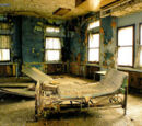 O asilo abandonado