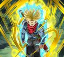 Power of Rage Super Saiyan Trunks (Future)