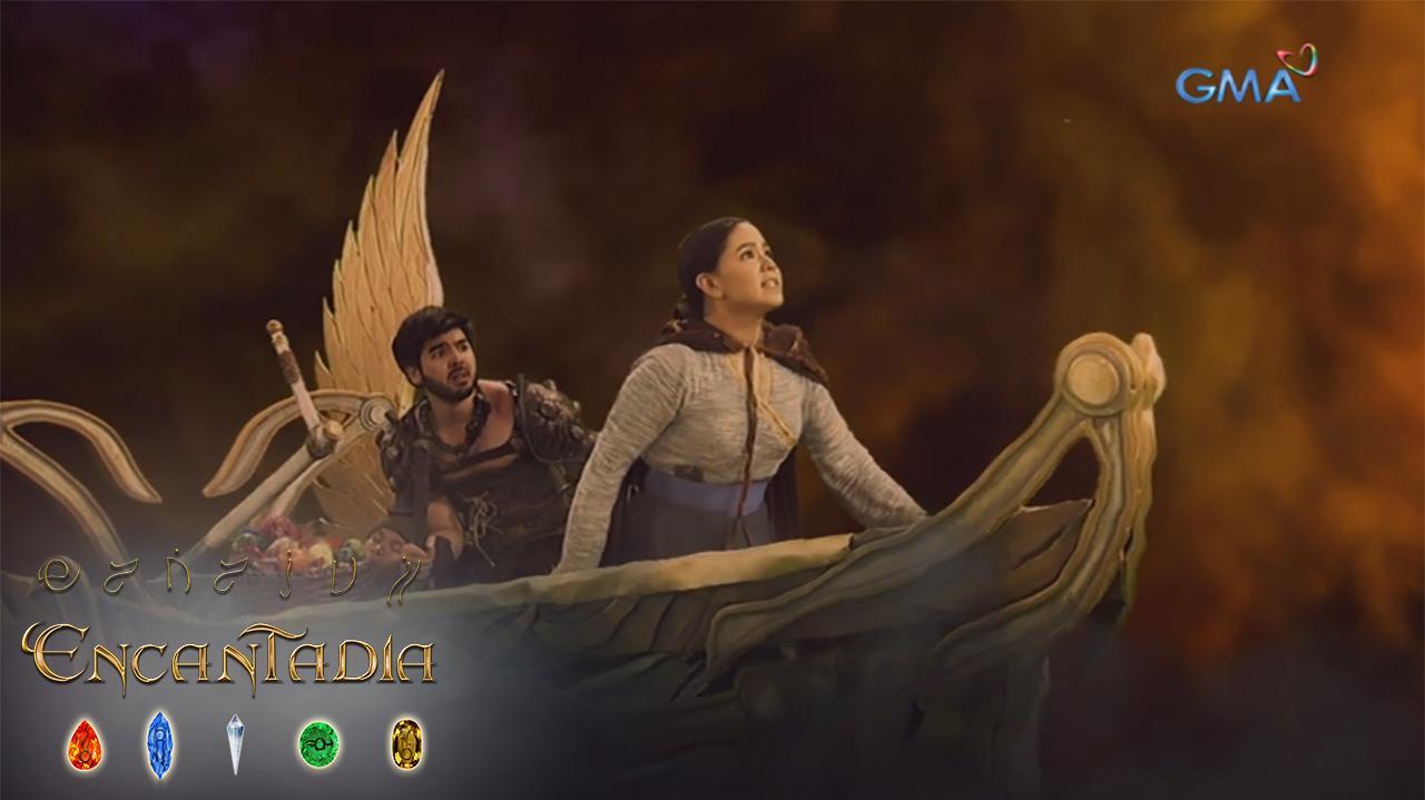 Encantadia- Nang kinain si Lira ni Arde- Episode 116