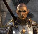 Capitaine de la garde Astanya