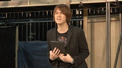 Musical rehearsal (Japan 2015)