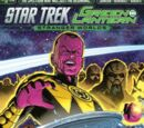 Star Trek/Green Lantern: Stranger Worlds Vol 1 1