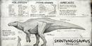 Shantungosaurus Dossier The Isle.png