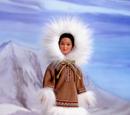 Arctic Barbie Doll