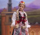 Polish Barbie Doll