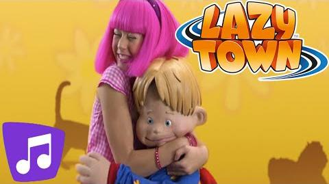 LazyTown The Baby Troll Music Video