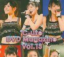 ℃-ute DVD Magazine Vol.13