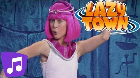 LazyTown Go Explore! Music Video