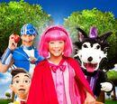 Little Pink Riding Hood
