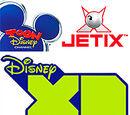 Toon Disney - Jetix - Disney XD