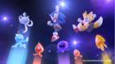 Sonic, Tails and Wisps (Sonic Colors Opening DS).png