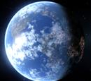 Planet im Ferasa-Sektor