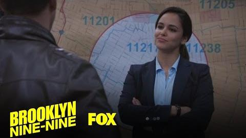 Jake And Amy Make A Crazy Ass Bet Season 4 Ep. 11 BROOKLYN NINE-NINE