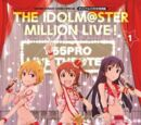 THE IDOLM@STER MILLION LIVE! 1 Original CD