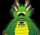 L'Ancien Dragon Vert
