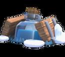 Piège à gel