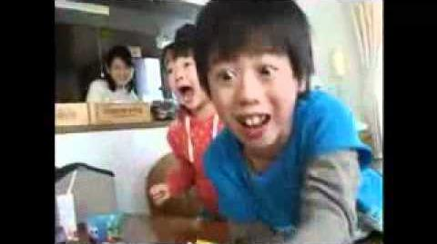Asian spongebob commercial