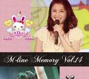 M-line Fanclub DVD
