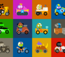 Unreleased Karts