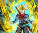 The Future's Last Hope Super Saiyan Trunks (Future)