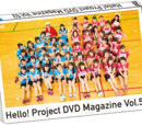 1st Generation S/mileage DVDs In