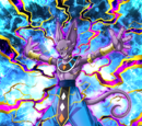 Destructive Whim Beerus