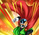 Iron Fist of Justice Great Saiyaman