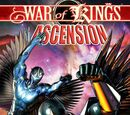 War of Kings: Ascension Vol 1 2