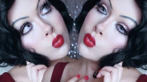 Betty Boop Makeup Tutorial • JackyOhhh