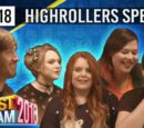High Rollers D&D/Christmas Special 2016