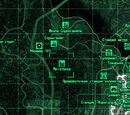 Локації, згадувані у Fallout 4