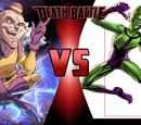 Mister Mxyzptlk vs. Impossible Man