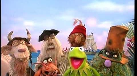 Muppet Sing-Alongs Muppet Treasure Island - Let the Good Shine Out (Original version)