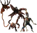 Mortifilia Creatures