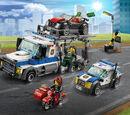 60143 Le braquage du transporteur de voitures